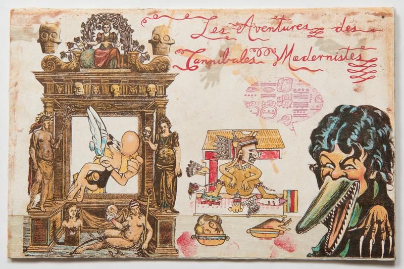 Les Aventures des Cannibales <br /> Modernistes